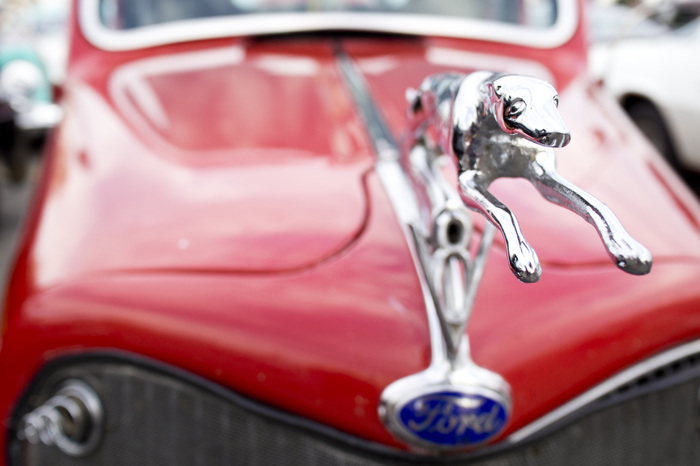 photoblog image Hood Ornament